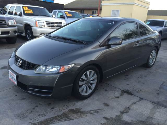 2011 Honda Civic for sale at Auto Emporium in Wilmington CA