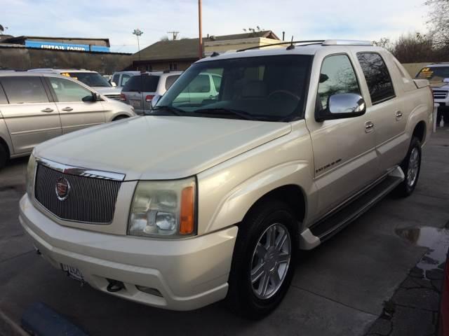 2003 Cadillac Escalade EXT for sale at Auto Emporium in Wilmington CA