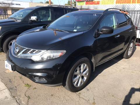 2011 Nissan Murano for sale at Auto Emporium in Wilmington CA