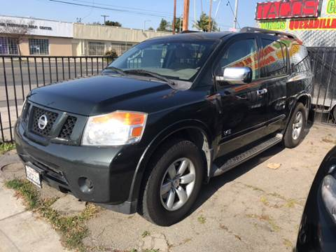 2008 Nissan Armada for sale at Auto Emporium in Wilmington CA