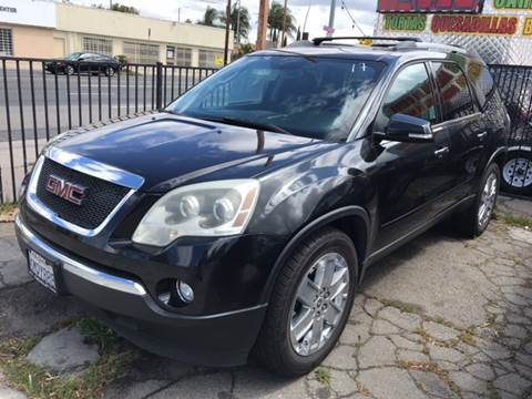 2010 GMC Acadia for sale at Auto Emporium in Wilmington CA