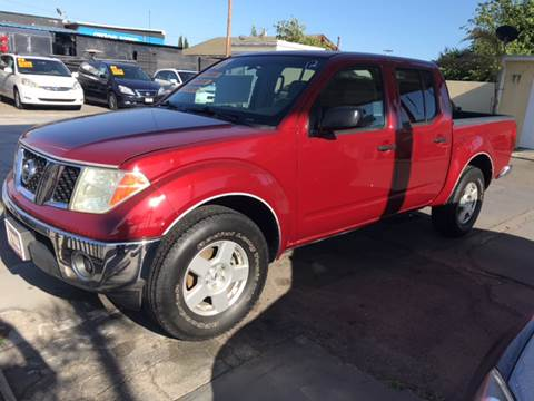 2007 Nissan Frontier for sale at Auto Emporium in Wilmington CA