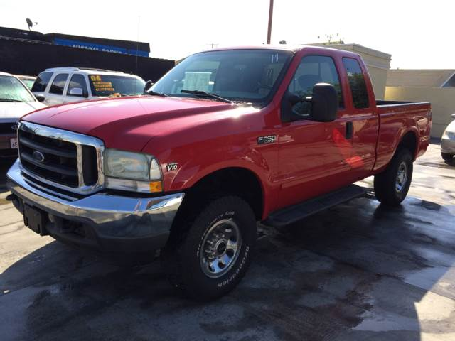 2002 Ford F-250 Super Duty for sale at Auto Emporium in Wilmington CA