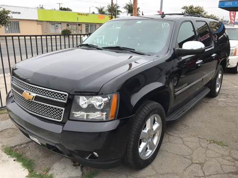2013 Chevrolet Suburban for sale at Auto Emporium in Wilmington CA