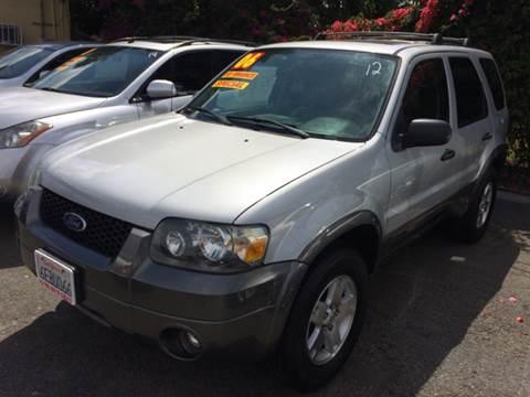2006 Ford Escape for sale at Auto Emporium in Wilmington CA