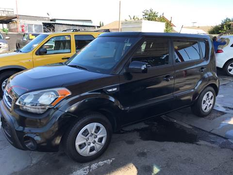 2012 Kia Soul for sale at Auto Emporium in Wilmington CA
