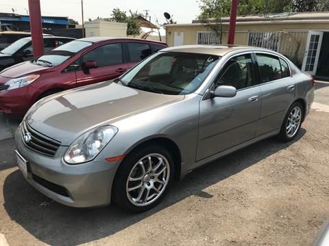 2005 Infiniti G35 for sale at Auto Emporium in Wilmington CA