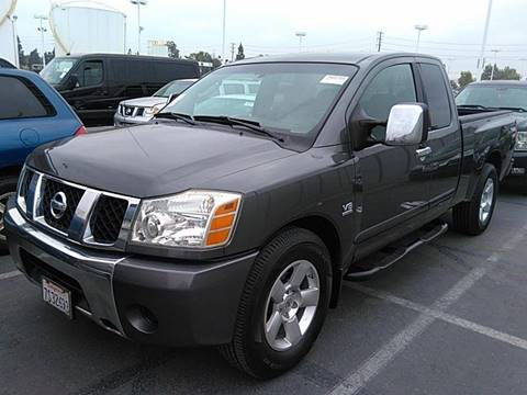 2004 Nissan Titan for sale at Auto Emporium in Wilmington CA