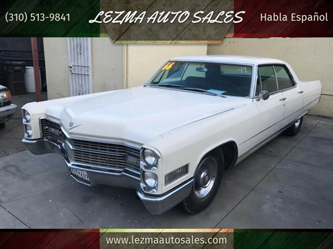 1966 Cadillac Deville For Sale Carsforsale Com