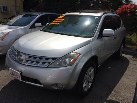 2007 Nissan Murano for sale at Auto Emporium in Wilmington CA