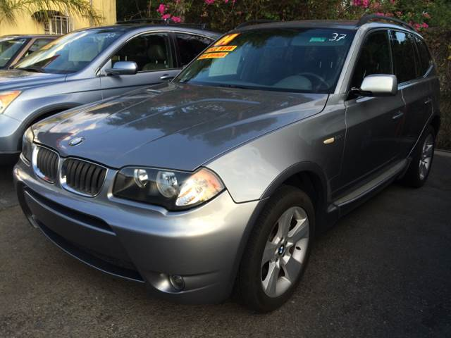 2004 BMW X3 for sale at Auto Emporium in Wilmington CA