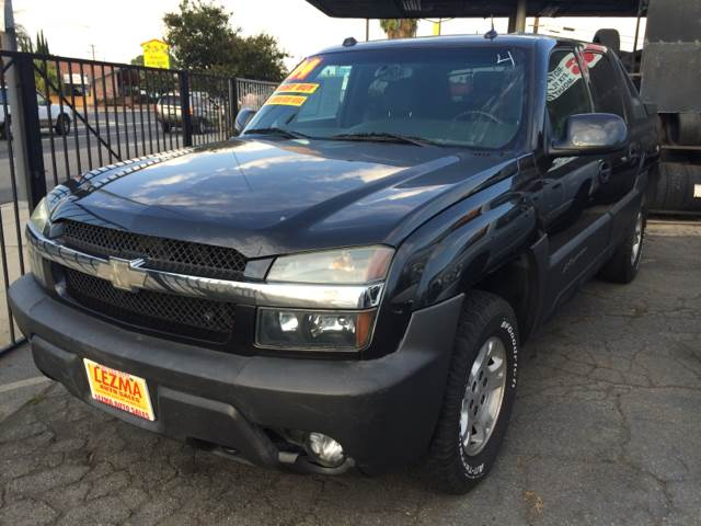 2004 Chevrolet Avalanche for sale at Auto Emporium in Wilmington CA