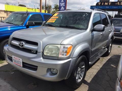 2006 Toyota Sequoia for sale at Auto Emporium in Wilmington CA