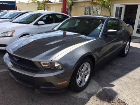 2012 Ford Mustang for sale at Auto Emporium in Wilmington CA