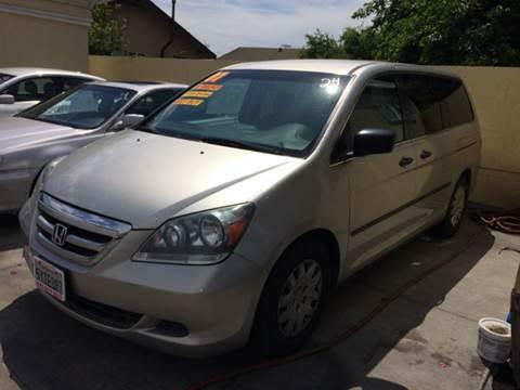 2007 Honda Odyssey for sale at Auto Emporium in Wilmington CA