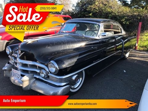 1950 Cadillac Series 62 for sale in Wilmington, CA