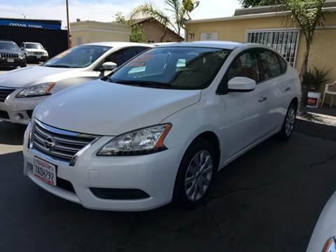 2013 Nissan Sentra for sale at Auto Emporium in Wilmington CA