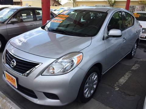 2014 Nissan Versa for sale at Auto Emporium in Wilmington CA