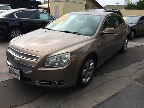 2008 Chevrolet Malibu for sale at Auto Emporium in Wilmington CA