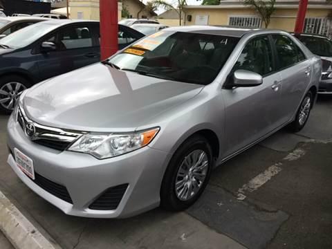 2014 Toyota Camry for sale at Auto Emporium in Wilmington CA