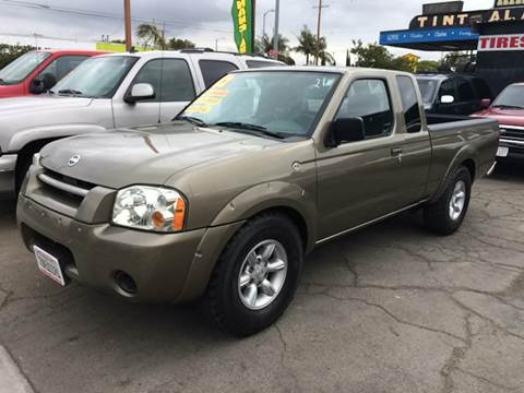 2002 Nissan Frontier for sale at Auto Emporium in Wilmington CA