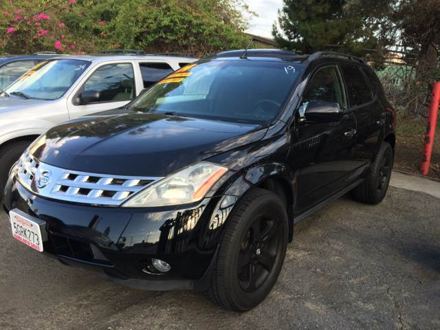2004 Nissan Murano for sale at Auto Emporium in Wilmington CA