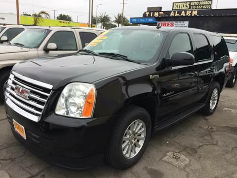 2009 GMC Yukon for sale at Auto Emporium in Wilmington CA