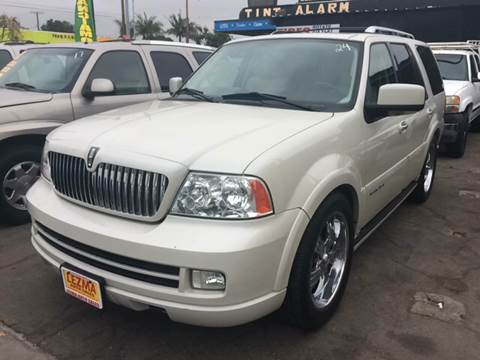2006 Lincoln Navigator for sale at Auto Emporium in Wilmington CA