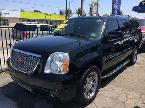 2007 GMC Yukon XL for sale at Auto Emporium in Wilmington CA