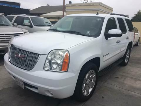 2008 GMC Yukon for sale at Auto Emporium in Wilmington CA