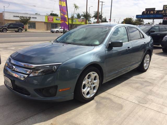 2011 Ford Fusion for sale at Auto Emporium in Wilmington CA