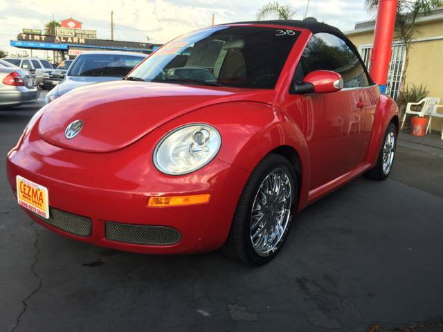 2007 Volkswagen New Beetle for sale at Auto Emporium in Wilmington CA