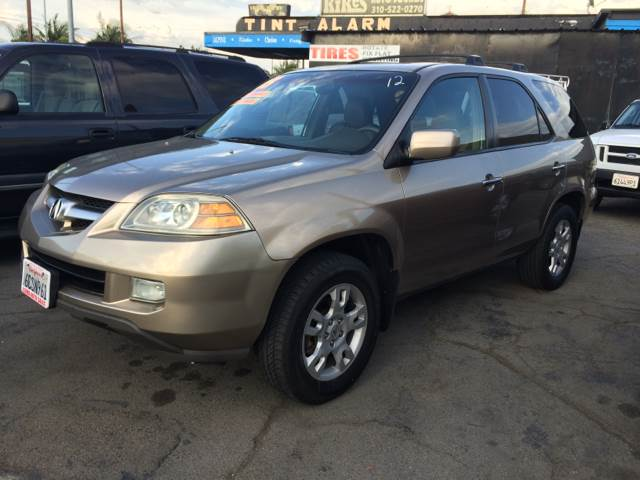2005 Acura MDX for sale at Auto Emporium in Wilmington CA