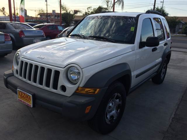 2005 Jeep Liberty for sale at Auto Emporium in Wilmington CA