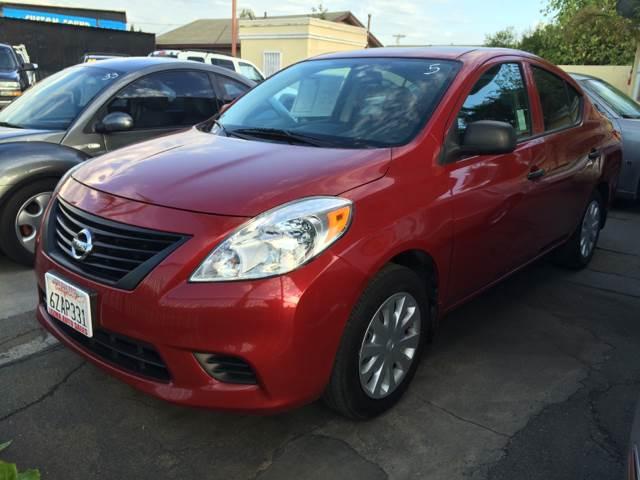 2013 Nissan Versa for sale at Auto Emporium in Wilmington CA