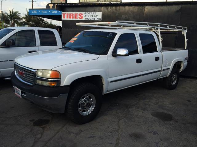 2002 GMC Sierra 2500HD for sale at Auto Emporium in Wilmington CA