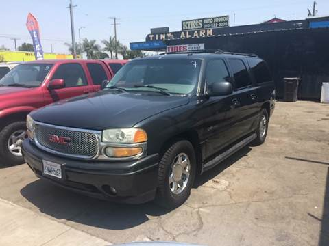 2003 GMC Yukon XL for sale at Auto Emporium in Wilmington CA