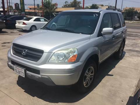 2004 Honda Pilot for sale at Auto Emporium in Wilmington CA