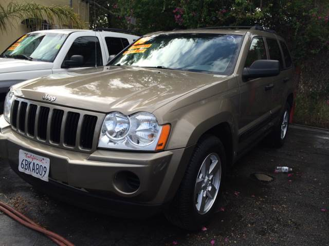 2005 Jeep Grand Cherokee for sale at Auto Emporium in Wilmington CA