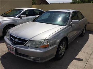 2002 Acura TL for sale at Auto Emporium in Wilmington CA