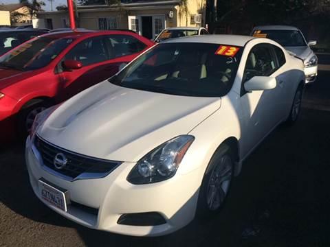 2013 Nissan Altima for sale at Auto Emporium in Wilmington CA