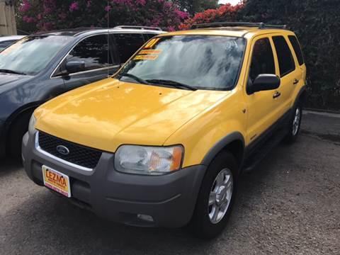 2001 Ford Escape for sale at Auto Emporium in Wilmington CA