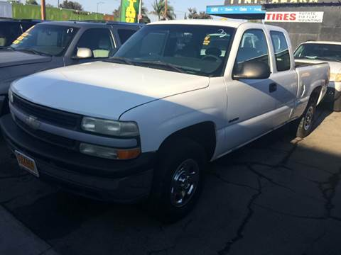 2002 Chevrolet Silverado 1500 for sale at Auto Emporium in Wilmington CA