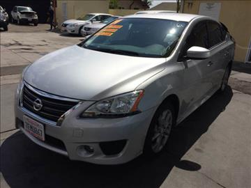2014 Nissan Sentra for sale at Auto Emporium in Wilmington CA