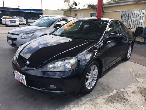 2006 Acura RSX for sale at Auto Emporium in Wilmington CA