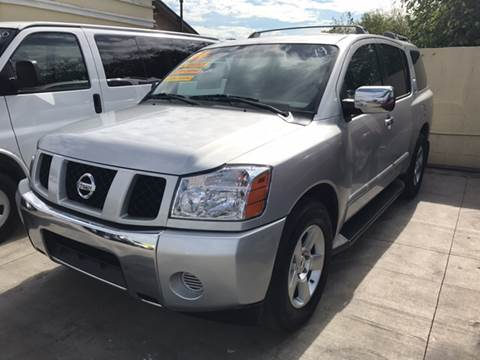 2004 Nissan Armada for sale at Auto Emporium in Wilmington CA