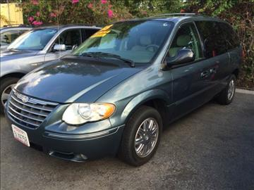 2005 Chrysler Town and Country for sale at Auto Emporium in Wilmington CA
