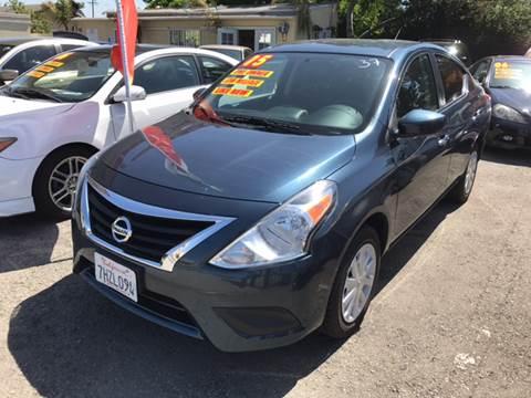 2015 Nissan Versa for sale at Auto Emporium in Wilmington CA
