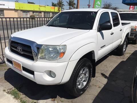 2006 Toyota Tacoma for sale at Auto Emporium in Wilmington CA