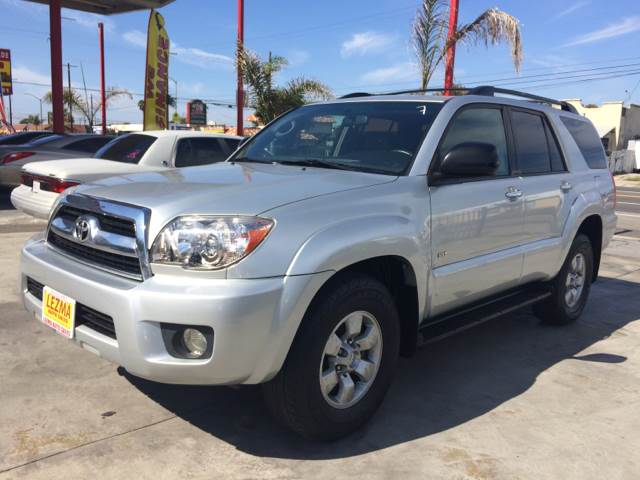 2007 Toyota 4Runner for sale at Auto Emporium in Wilmington CA